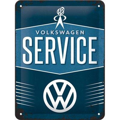 Volkswagen Service 15x20cm
