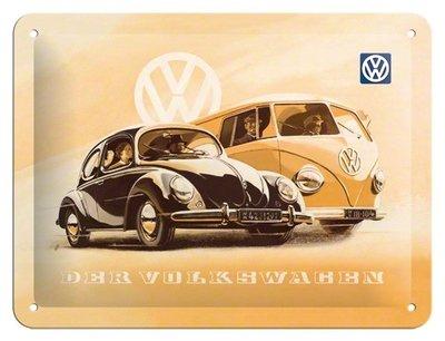 VW, Der Volkswagen 15x20cm