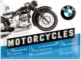 BMW Motorcycles 30x40cm