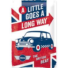Mini The British Beat 30x20CM