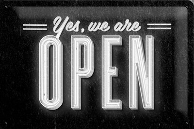 Yes, We are open 3D 20x30CM
